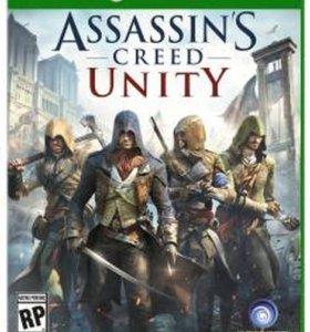 Assassin's Creed Unity Xbox One - Код загрузки
