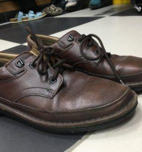 Туфли натуральная кожа Англия