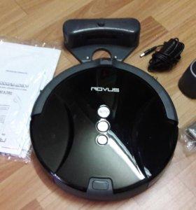 Робот-пылесос Rovlis Smart Delux
