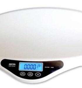 Детские весы Switel BH700, пользовались 2 недели