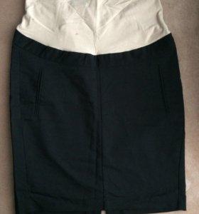 Продам юбку для беременных
