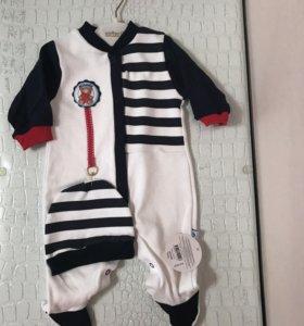 Новая одежда для мальчиков