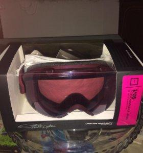 Новые очки маска smith i/os