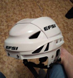 Хоккейной шлем