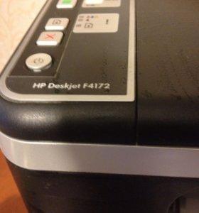 Принтер HP Deskjet f4172