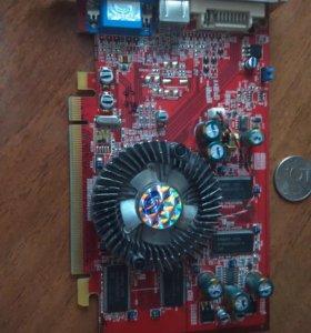 Видеокарта Radeon X550 256MB
