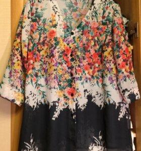 Блуза 48-50