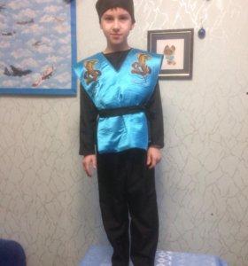 Ниндзя новогодний костюм