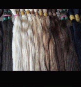 Наращивание и Продажа волос ! Итальянская технолог