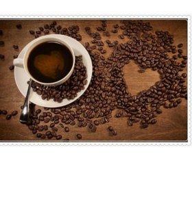 Набор алмазной мозаики для кухни Чашка кофе
