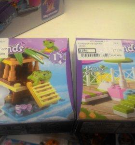 Конструктор френдс LEGO новый