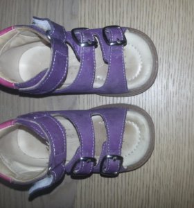 ортопедические  (профилактические) сандали