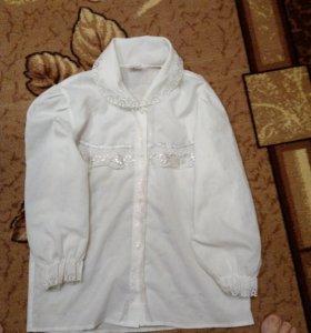 Блузки в ассортименте 10-13лет