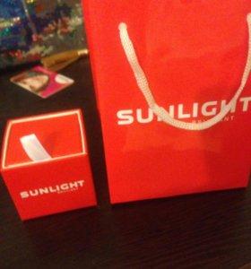 sunlight серьги