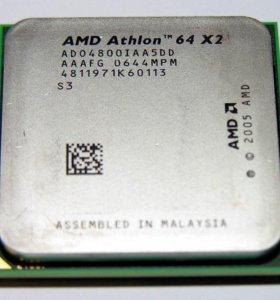 @ AMD Athlon 64 X2 4800+ 2.5 GHz Dual-Core CPU