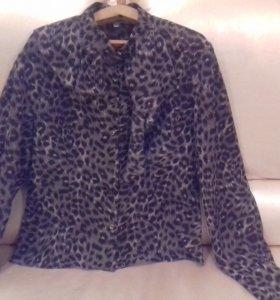 Блузка- рубашка