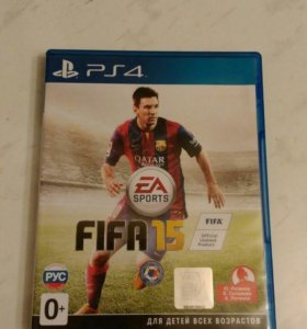 Диск PS4 FIFA15