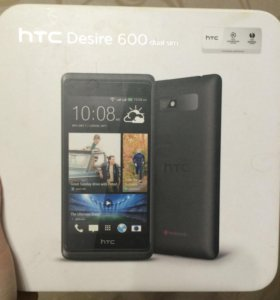 Телефон HTC Desire 600 dual sim