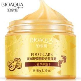 Пилинг-скатка для ног BioAqua 180гр