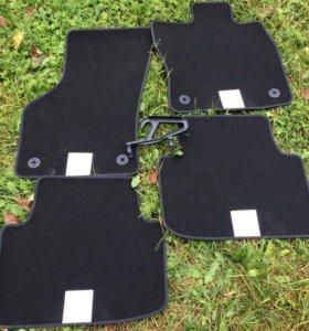 Автомобильные коврики Текстильные  VW Passat B8
