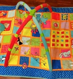 детский развивающий игровой коврик фирмы Taf Toys