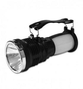 Ручной, настольный аккумуляторный фонарь YJ-2891