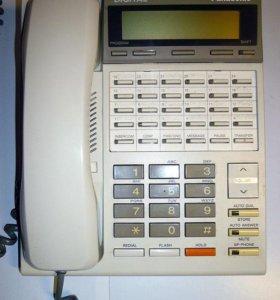 Цифровой системный телефон Panasonic KX-T7230X