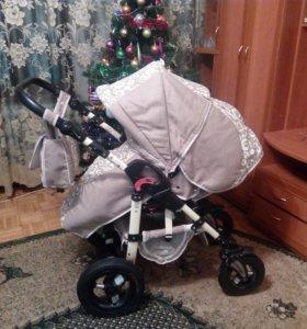 Детская коляска 2в1.TAKO JAMPER X.