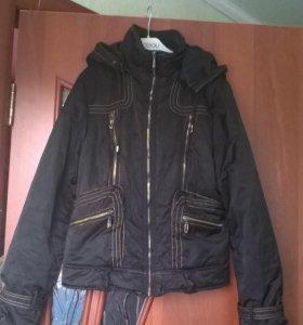 Обменяю Куртка весна-осень