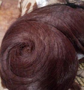Продаю новые волосы на заколках