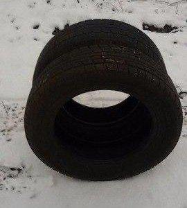 Пара Dunlop 215 / 60 R17