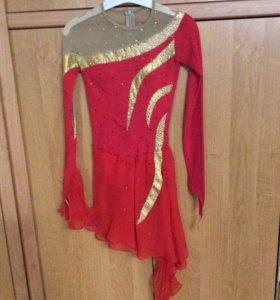 Платье для выступлений (фигурное катание)