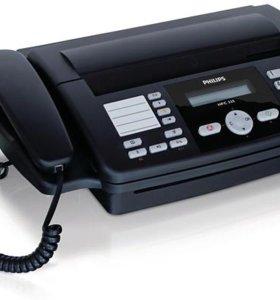 Факс Philips HFC325