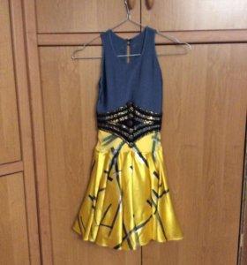 Платье для выступлений (фигурное катание,танцы)