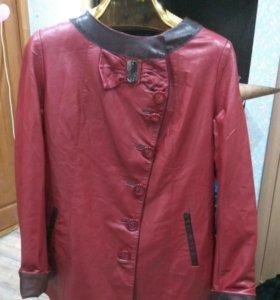 Новая куртка из эко кожи