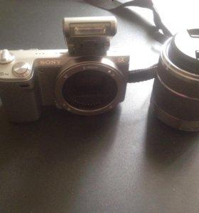 Фотоапарат Sony nex N-5