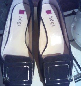 Туфли Hogl женские новые 36 размер