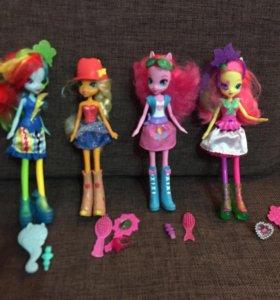 куклы my little pony