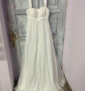 Новое платье( можно как свадебное)