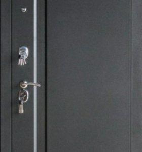 Входная дверь с установкой Тайгер Престиж