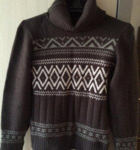 Тёплый и мягкий свитер