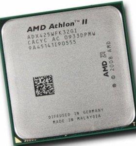 Процессор AMD Athlon ll X3 425 2.7 GHz