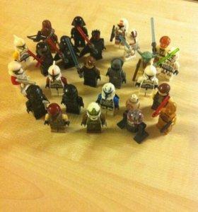 Аналог Lego Star Wars