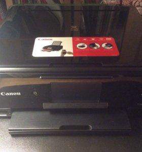 Принтер canon pixma ts 8040