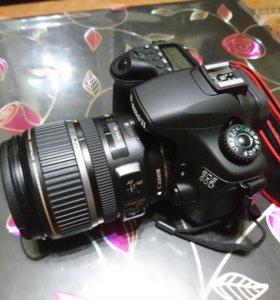 Зеркальный фотоаппарат Сanon