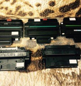 Картридж от лазерного принтера Samsung /HP