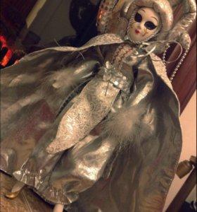 Итальянская фарфоровая кукла