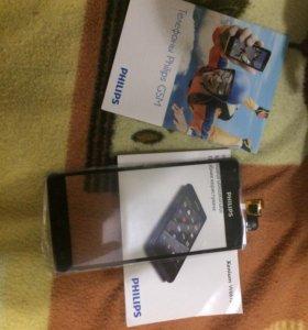 Сенсорный экран Philips Xenium W6610