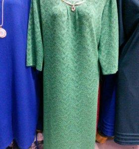Платье р 58