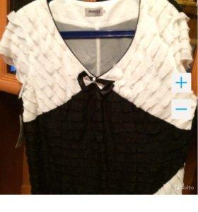 Новое вечернее платье 50 размер